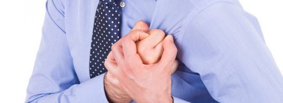 علائم قبل از سکته قلبی