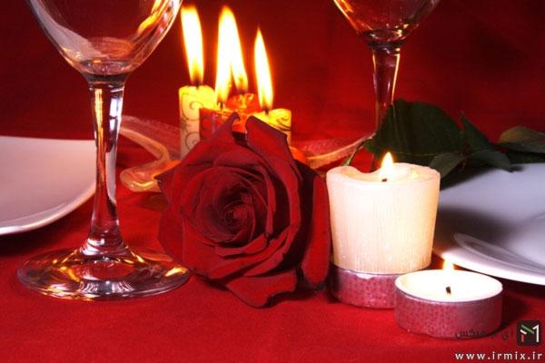 شام و شمع