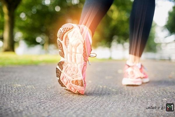 تمرین برای درمان درد پاشنه پا