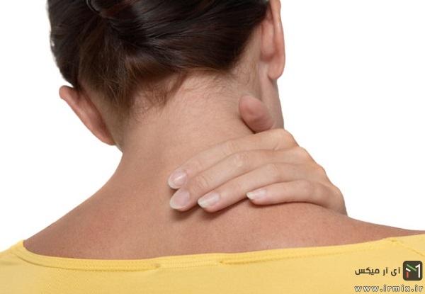 پیشگیری از رگ به رگ شدن گردن