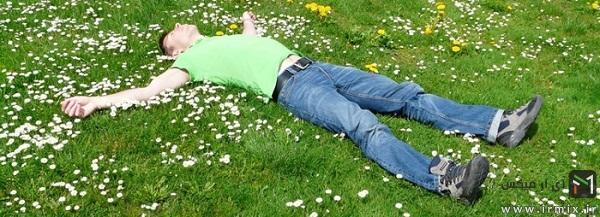 استراحت کامل داشته باشید