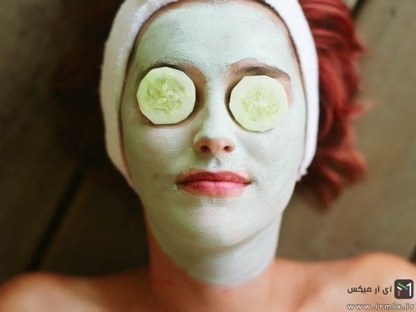 ماسک های طبیعی و زیبایی پوست