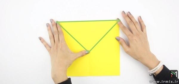 ایجاد شدن یک پاکت نامه