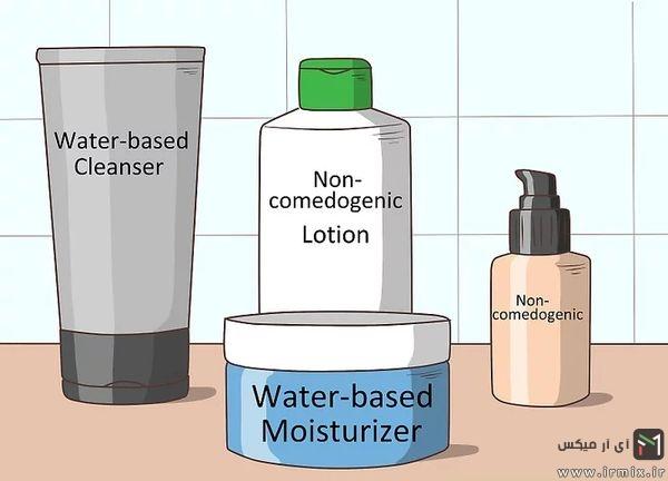 پوستی صاف و بدون لک
