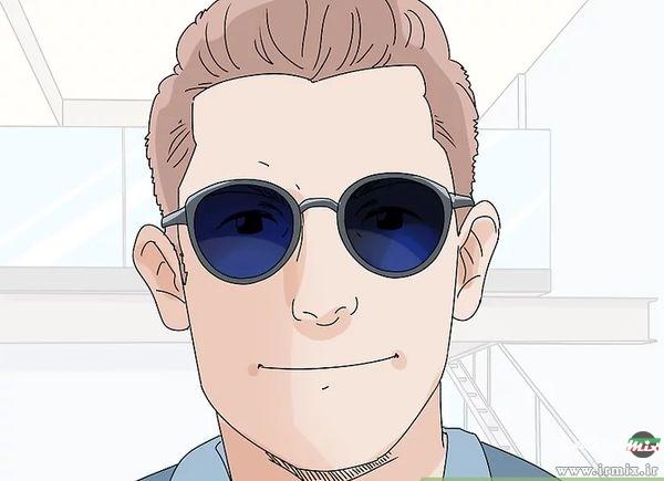 انتخاب عینک آفتابی متناسب با صورت