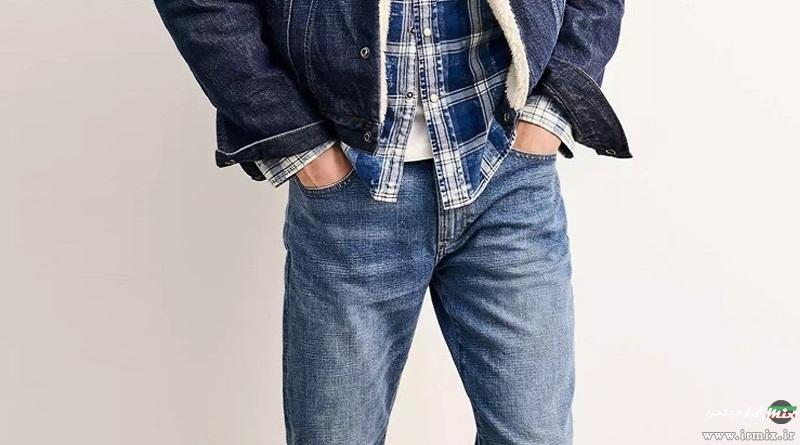 سه روش ساده برای فهمیدن سایز شلوار جین مردانه
