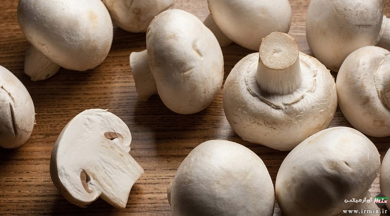 آموزش روش جلوگیری از سیاه شدن قارچ در یخچال و هنگام پخت