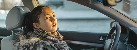 آموزش رانندگی به فرزندانمان