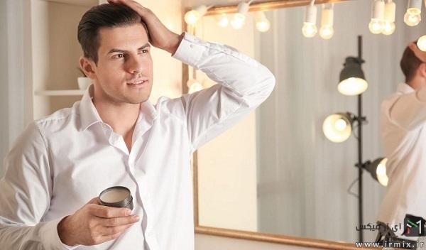 فواید واکس مو مردانه