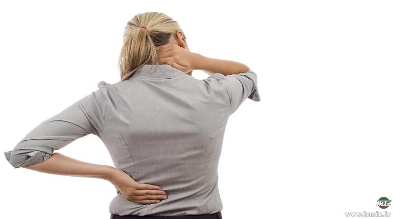 آیا کیست تخمدان در زنان باعث کمر درد شدید میشود؟