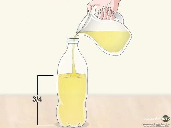 پرکردن بطری