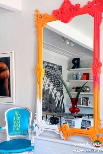 چگونه اتاق های خانه را با آینه تزیین کنیم؟