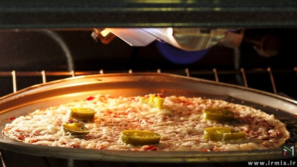 طرز تهیه پیتزا ساده