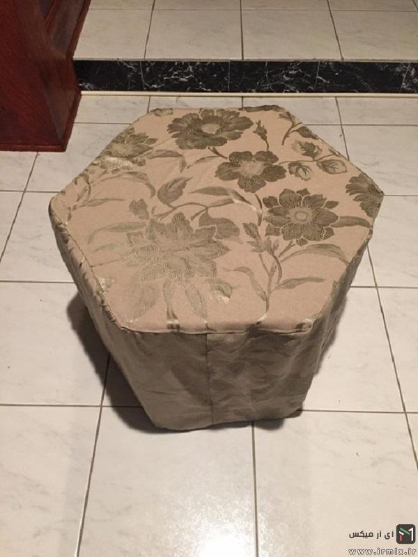 ساخت صندلی