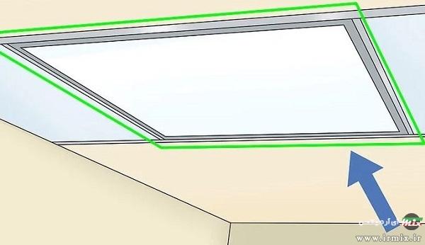 تعویض ترانس مهتابی کم مصرف