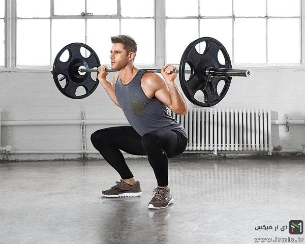 ورزش های مناسب برای درمان زانو درد