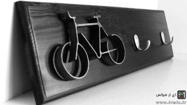 جاکلیدی طرح دوچرخه
