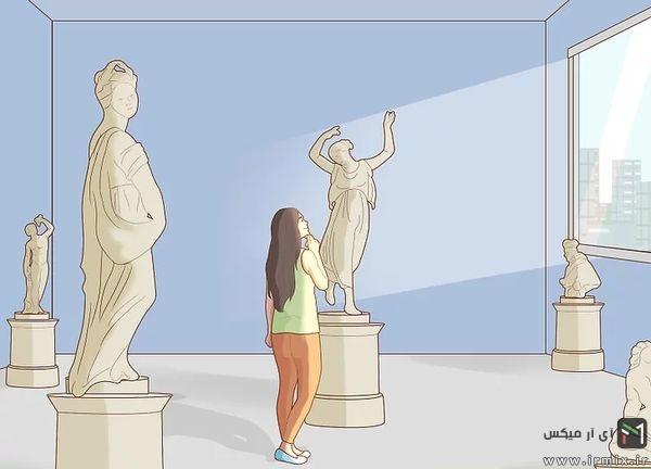 رفتن به موزه