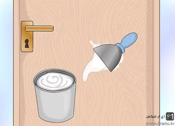 کاردک و سطل