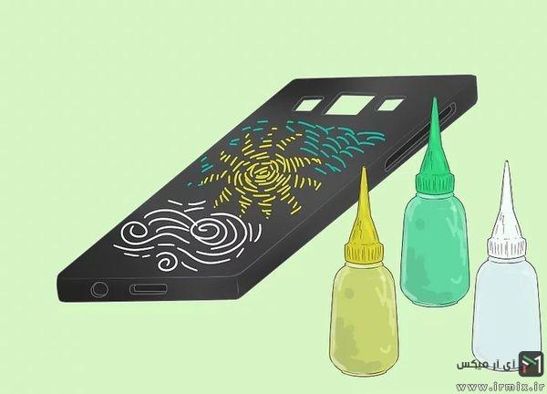 رنگ سه بعدی