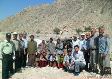 کشف خانواده شگفت انگیز میان کوه های ایران