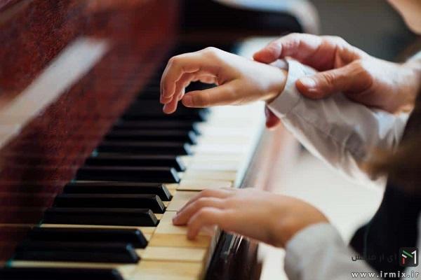 تمرین انگشت برای پیانو در خانه