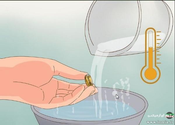 برق انداختن طلا