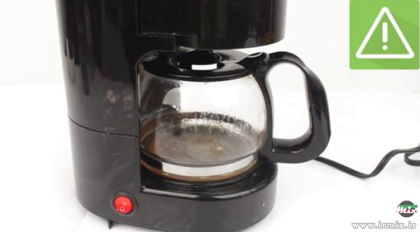 طریقه کار با قهوه ساز برقی