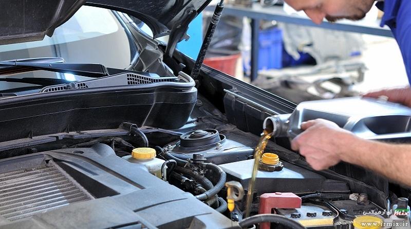 نحوه تشخیص زمان تعویض روغن موتور به چه شکل است؟