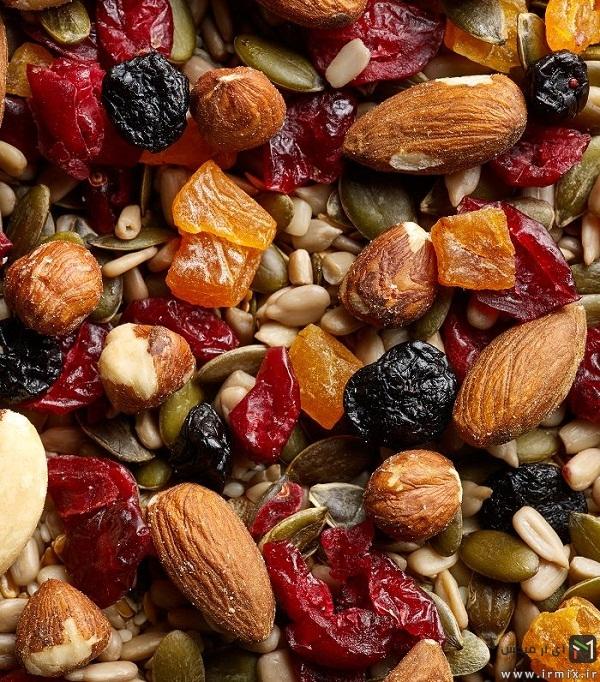 خوراکی برای کم خونی