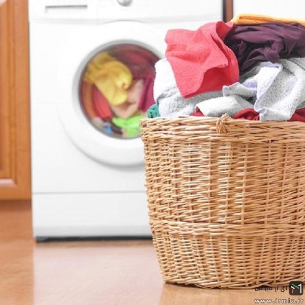 لگن ماشین لباسشویی