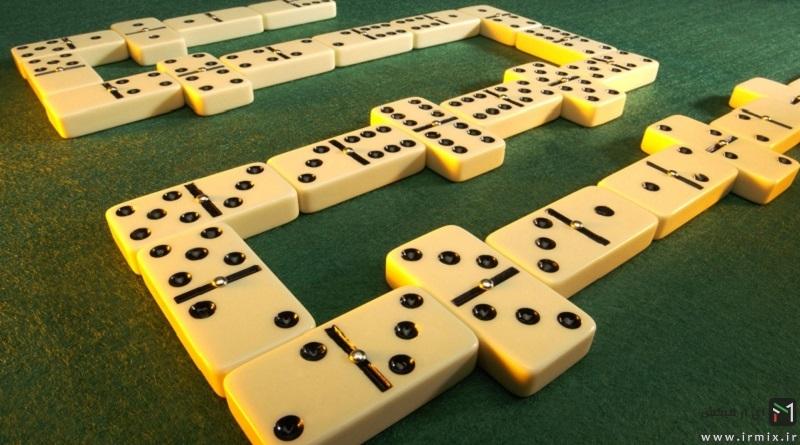 آموزش کامل و حرفه ای بازی دومینو یا سنگ در خانه