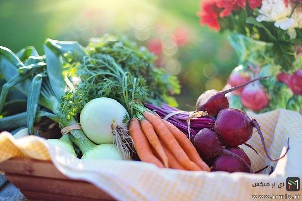 بهترین سبزیجات برای آپارتمان