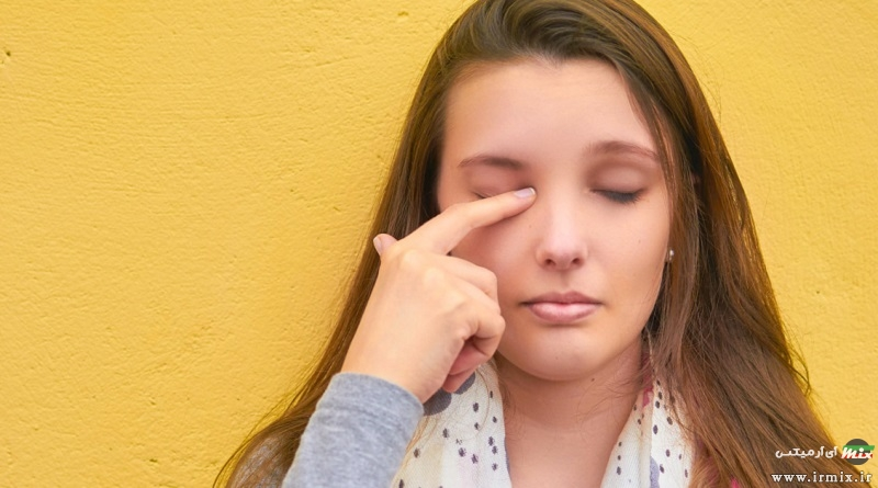 آموزش درمان طبی گل مژه در گوشه چشم و زیر پلک با عسل