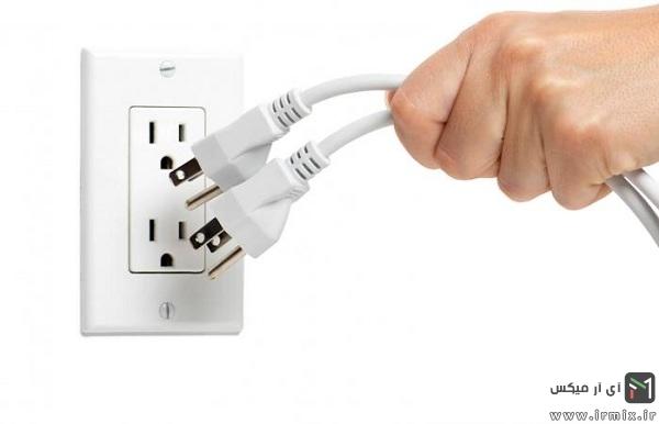 بدون صرف هیچ هزینه ای از سوختن لوازم برقی خود اجتناب کنید!