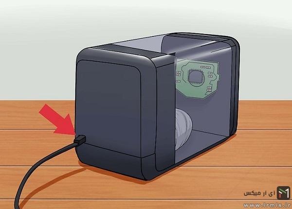 آموزش ساخت دوربین مخفی