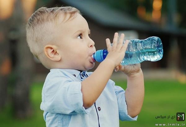 نقش آب در افزایش قد