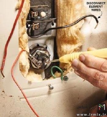تعمیر آبگرمکن برقی