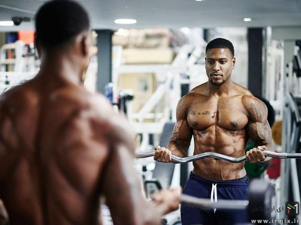 جلوگیری از سوختن عضله
