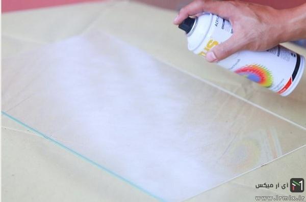 نحوه ساخت وایت برد شیشه ای