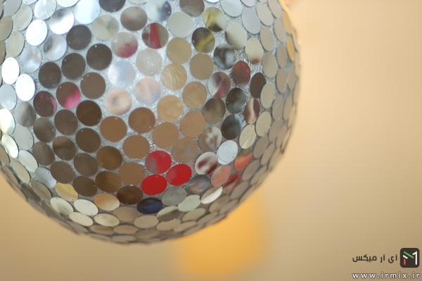 آموزش ساخت رقص نور برای تولد