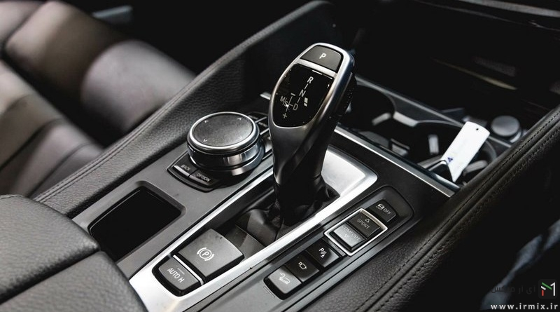 Automatic transmission modes