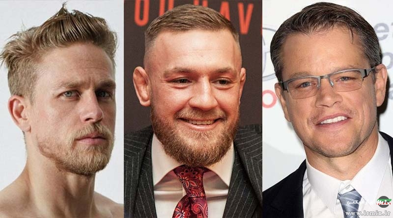 ۱۰ عدد از بهترین مدل مو های کوتاه مردانه برای پیشانی بلند ها