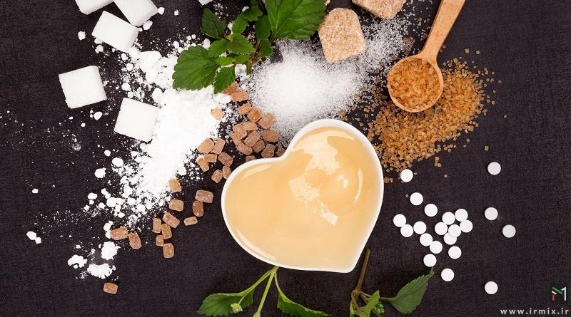 از قند انگور تا انواع جایگزین قند برای لاغری و اشخاص دیابتی