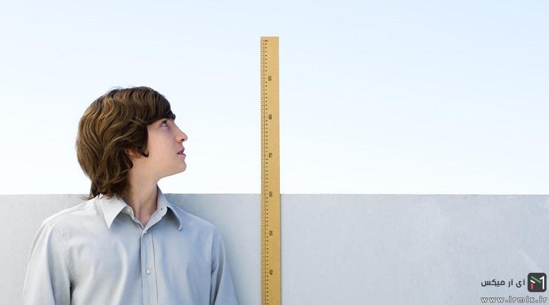 برای افزایش قد در کودکان ۱۶ سال چه باید کرد؟