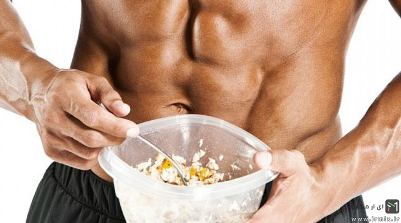 Food before and after exercise bodybuilding