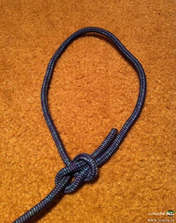 آموزش گره زدن طناب