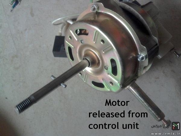 جدایی موتور