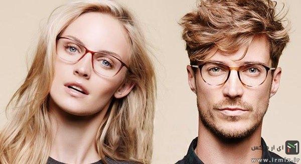 چه مدل عینکی بهم میاد