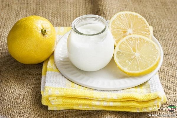 درمان شوره سر با آب لیمو
